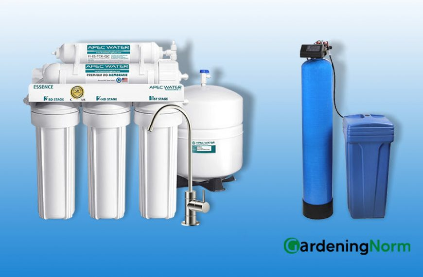 Which is Better Reverse Osmosis or Water Softener?