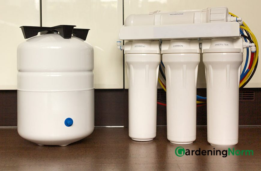 Can I Install a Reverse Osmosis System Myself?